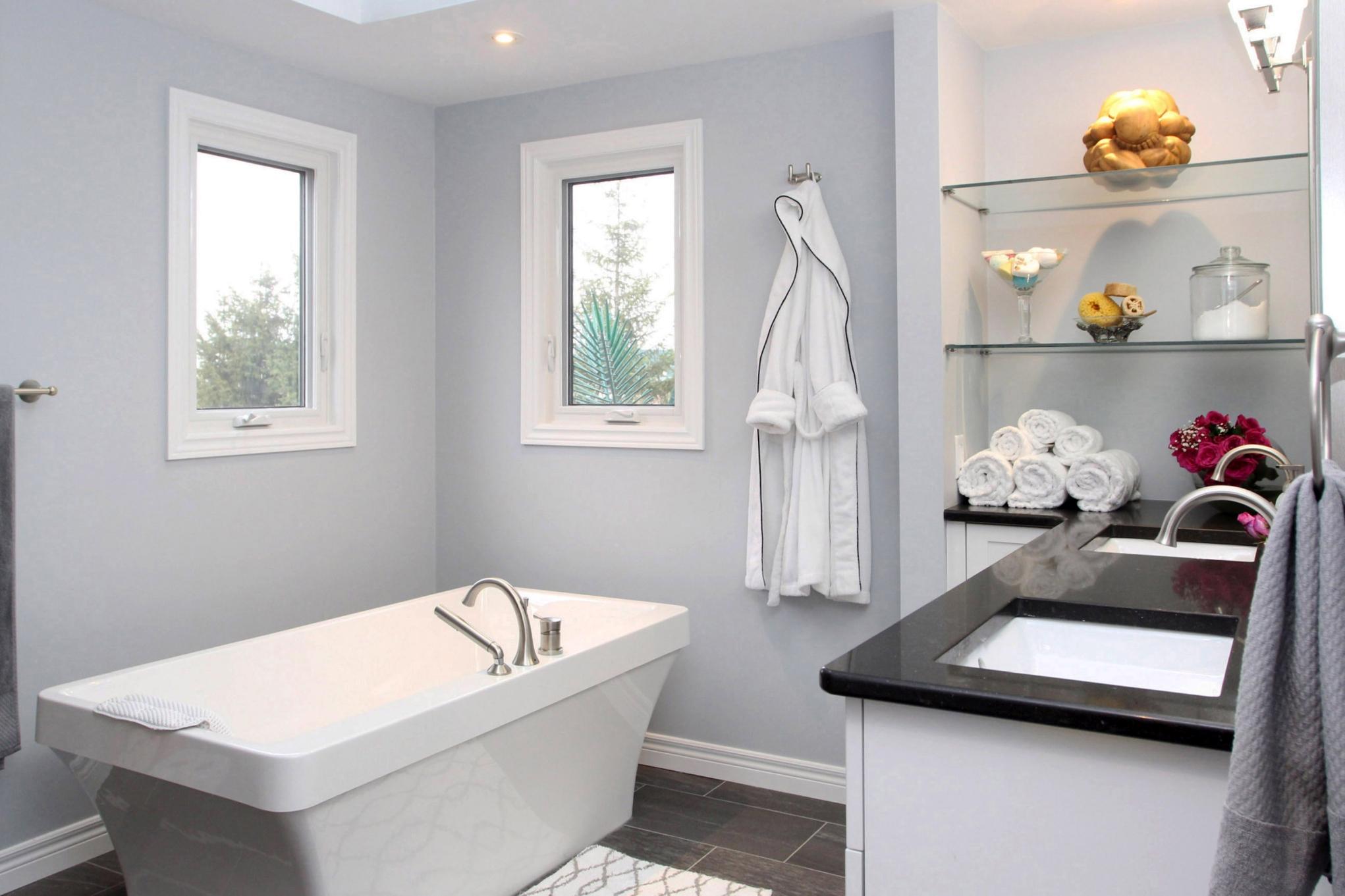 Ensuite Bathroom Guelph bathroom renovations