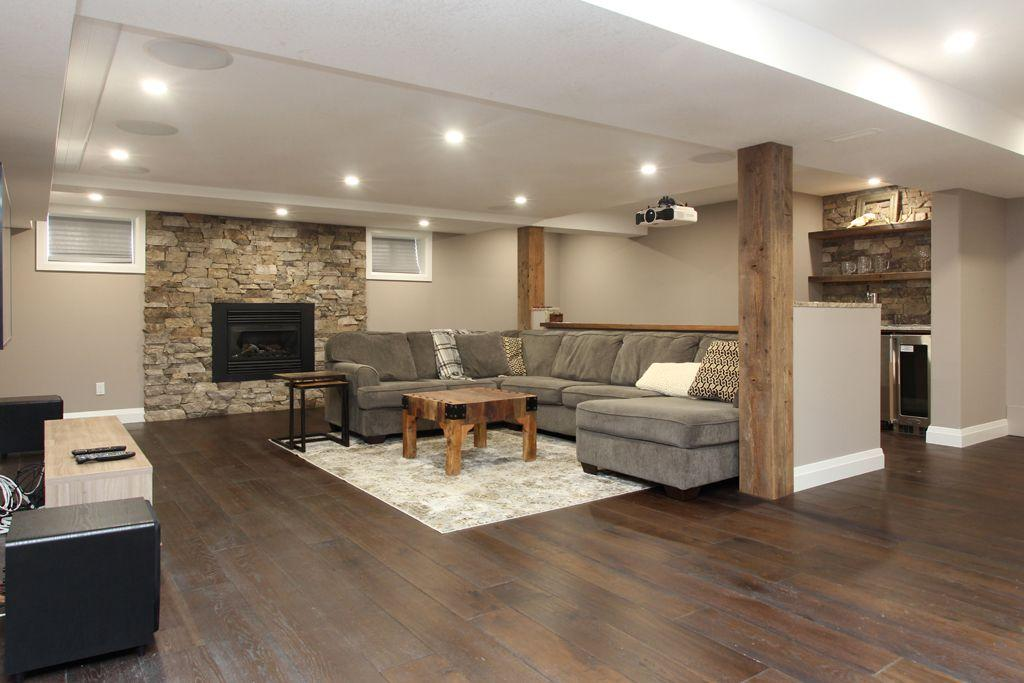 Attrayant Basement Renovations Gallery