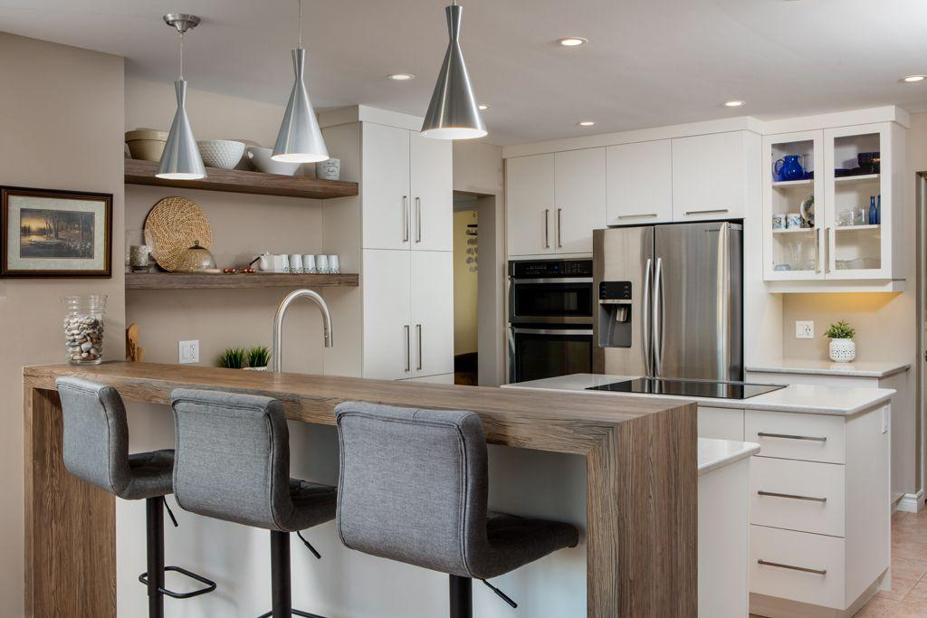 Kitchen Remodel By Canadian Home And Renovations Team Interior Design