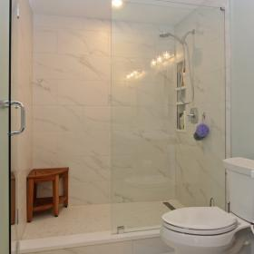 Tiled Stand Up Shower