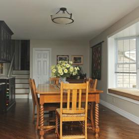 Bay Windows Renovation for Dining Room