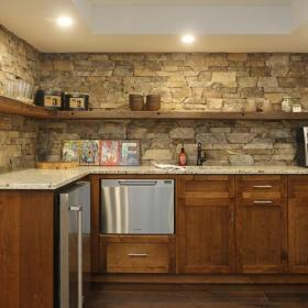 Kitchener New Basement Reno w/ Kitchenette