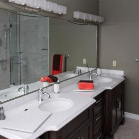 Gorgeous Bathroom Renovation from CHART