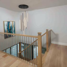 Stair Railing Design in Guelph