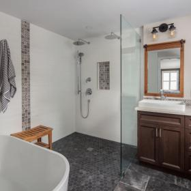 Ensuite Bathroom Renovation from CHART