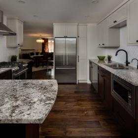 Stainless Steel Appliances in Kitchen Renovation