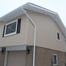 Home Addition Above the Garage