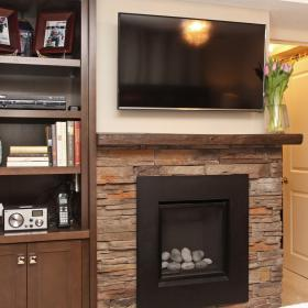 Fireplace Renos in Kitchener