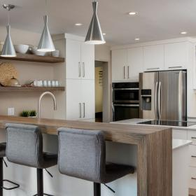 Kitchen Remodel by Canadian Home and Renovations Team