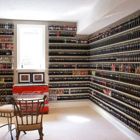 Bottle Collection and Display