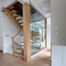 Staircase and Railing Design by CHART